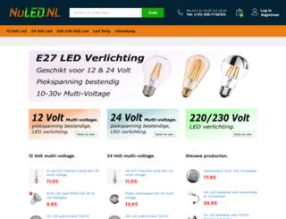 ledverlichtingled.nl screenshot