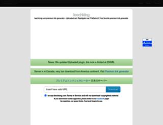 leechking.com screenshot