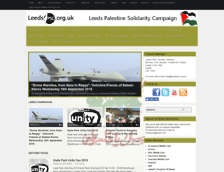 leedspsc.org.uk screenshot