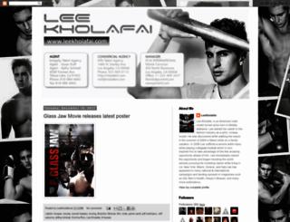 leekholafai.blogspot.com screenshot