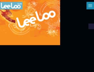 leelooclub.com.br screenshot