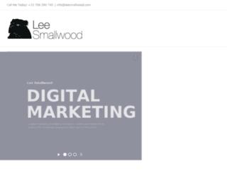 leesmallwood.com screenshot