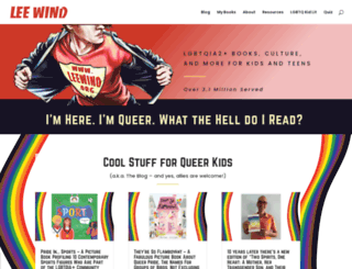 leewind.org screenshot
