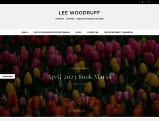 leewoodruff.com screenshot