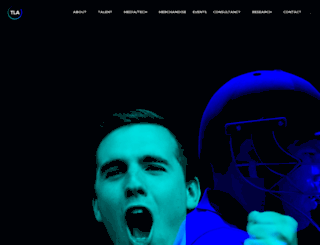 legacy-agency.com screenshot