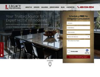 legacyaz.com screenshot