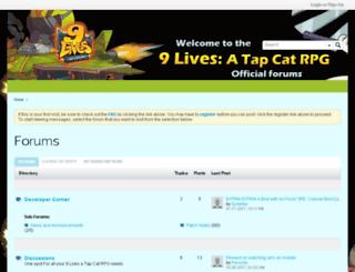 legacyofathousandsuns.com screenshot