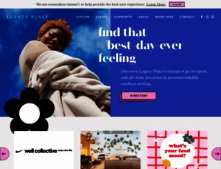 legacyplace.com screenshot