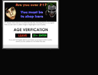 legal-high-store.com screenshot