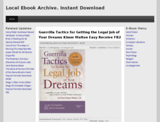 legalbootlegs.com screenshot