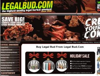 legalbud.com screenshot