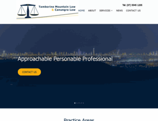 legalfinancial.com.au screenshot