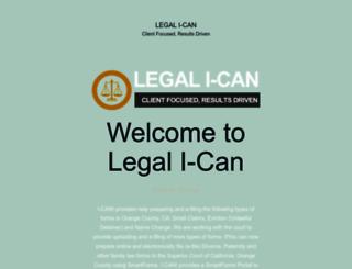legalican.com screenshot
