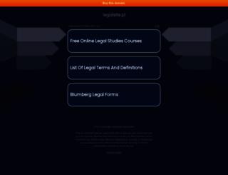 legalsite.pl screenshot