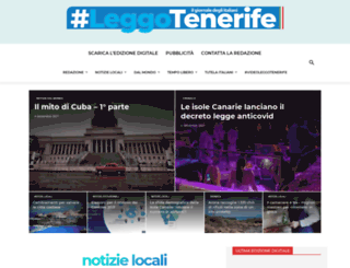 leggotenerife.com screenshot