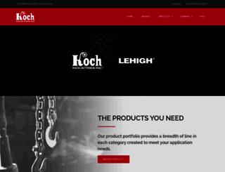 lehighgroup.com screenshot
