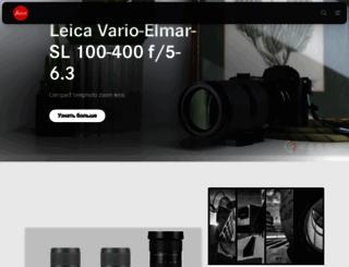 leica-camera.ru screenshot