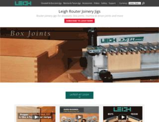 leighjigs.com screenshot