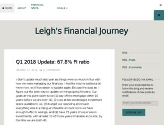 leightpf.wordpress.com screenshot