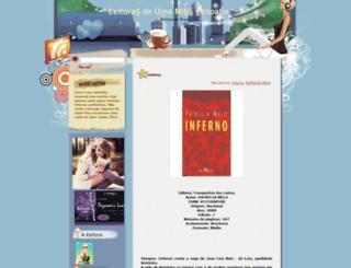 leiturasdeumamiss.blogspot.com screenshot