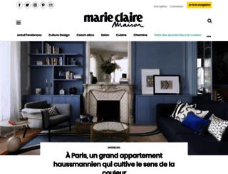 lejardindeclaire.blogs.marieclairemaison.com screenshot