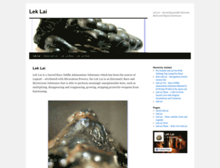 lek-lai.com screenshot