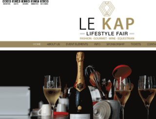 lekaplifestylefair.com screenshot