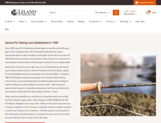 lelandfly.com screenshot