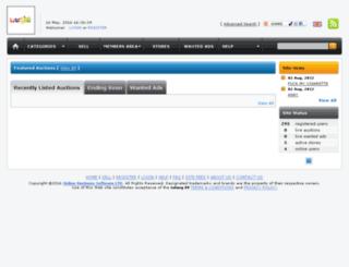 lelang88.com screenshot