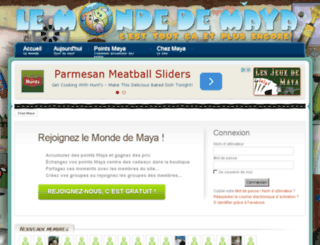 lemondedemaya.com screenshot