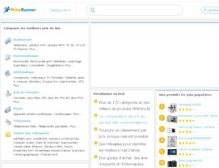 lemondenumerique.pricerunner.com screenshot