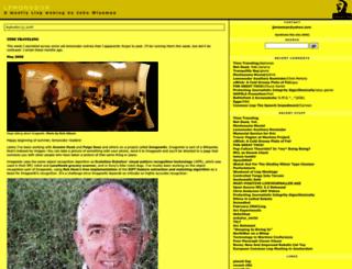 lemonodor.com screenshot