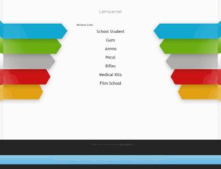 lemsar.net screenshot