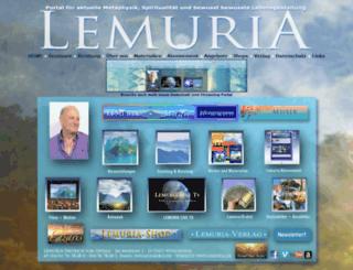 lemuria.de screenshot