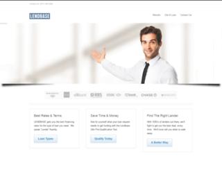 lendbase.com screenshot