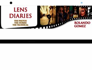 lensdiaries.com screenshot