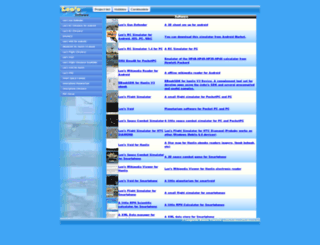 leobueno.net screenshot