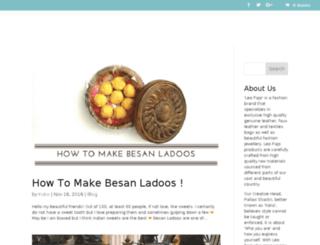 leopajo.com screenshot