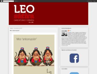 leosatira.blogspot.com screenshot