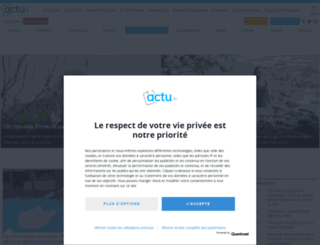 lepaysmalouin.fr screenshot