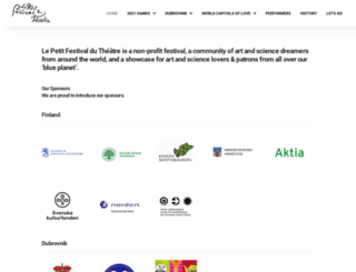 lepetitfestival.com screenshot
