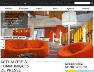 lepublicsysteme.fr screenshot