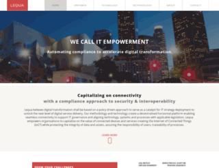 lequa.com screenshot