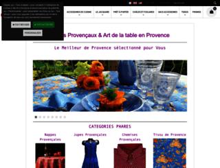 les-colorades.com screenshot