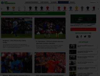 les-transferts.com screenshot