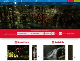 lesaillons.com screenshot