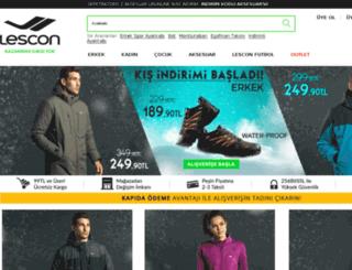 lesconstore.com screenshot