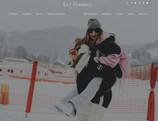 lesfactoryfemmes.com screenshot