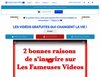 lesfameusesvideos.com screenshot