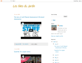lesfillesdujardin.blogspot.com screenshot